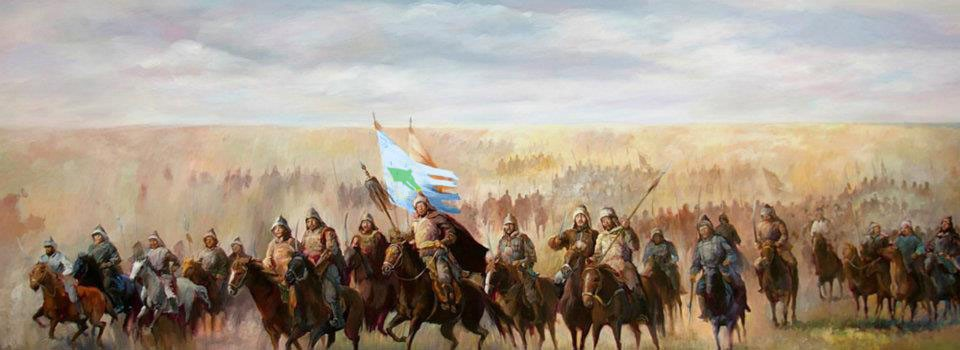 Turkic Khagante